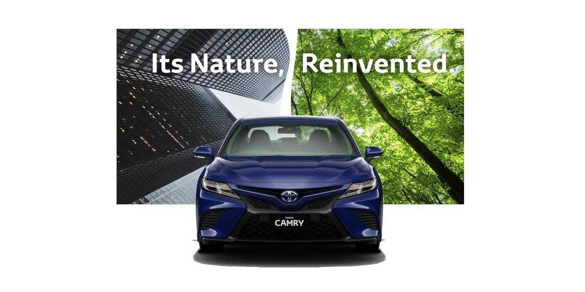 blog large image - Toyota Hybrid, Its Nature Reinvented.
