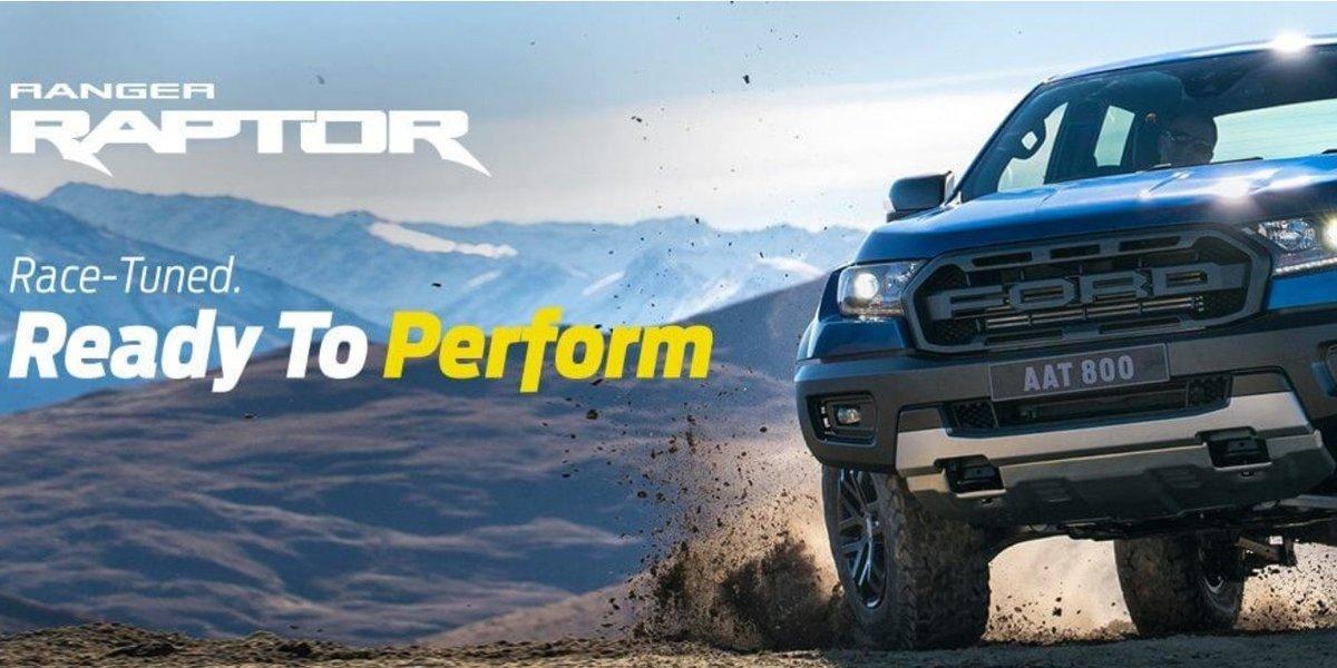 blog large image - The Ford Ranger RAPTOR