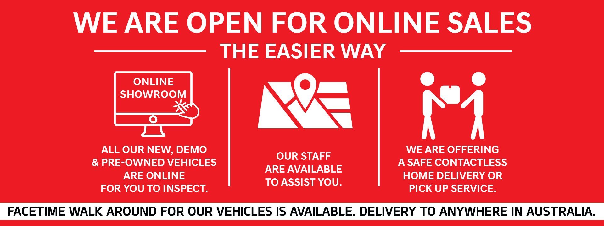 South Morang Hyundai - We are open online