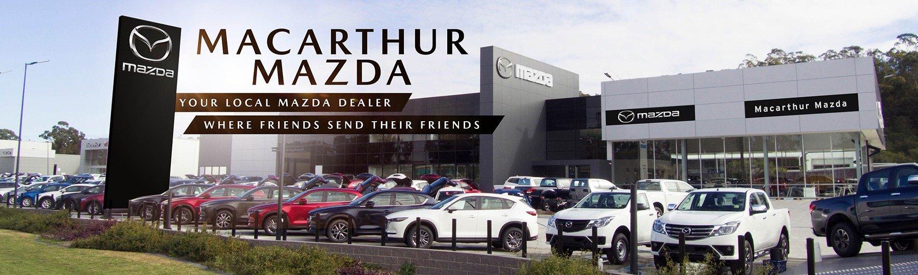 Macarthur Mazda Dealership