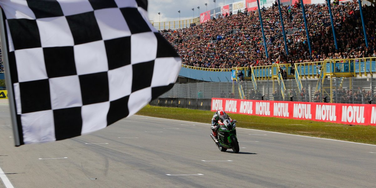 blog large image - Rea clinches fifth WorldSBK title after win at Magny-Cours!
