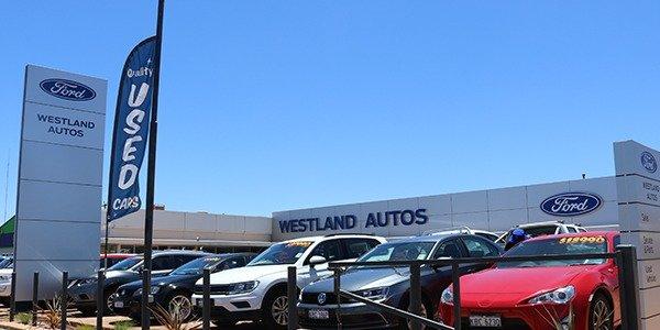 Westland Autos Ford