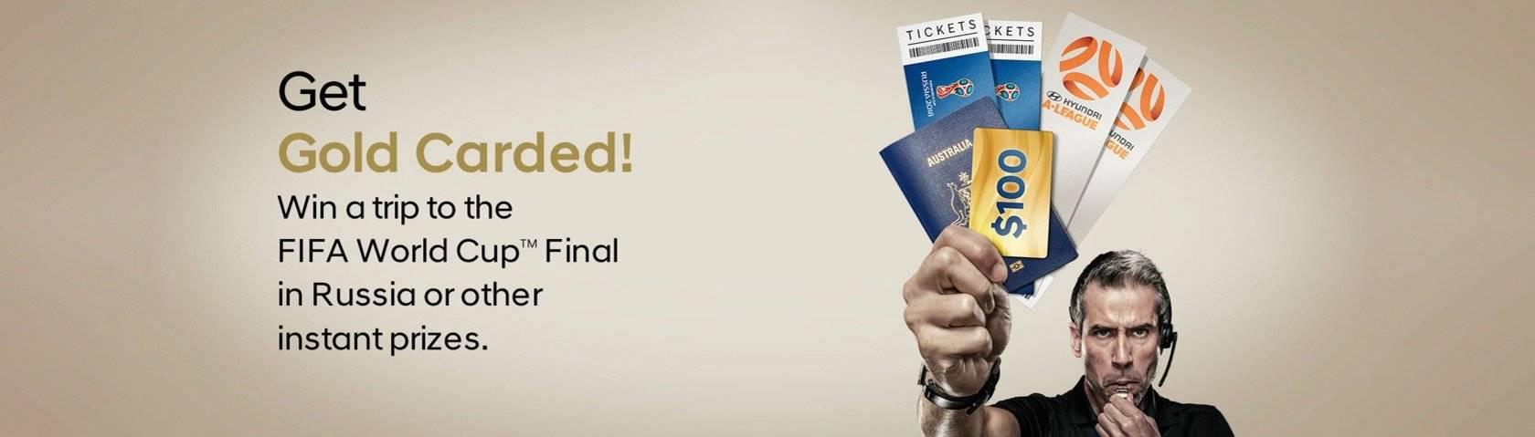 DVG Hyundai Gold Card Promotion