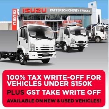 Isuzu Trucks Small Image