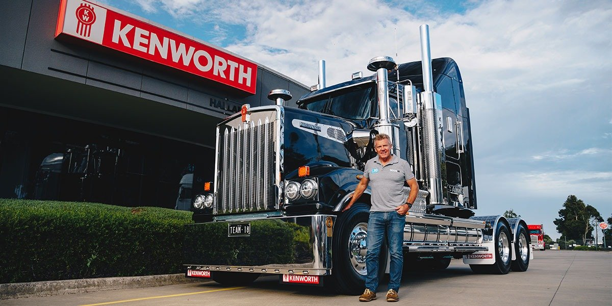 blog large image - Team 18 raises their truck game with Kenworth