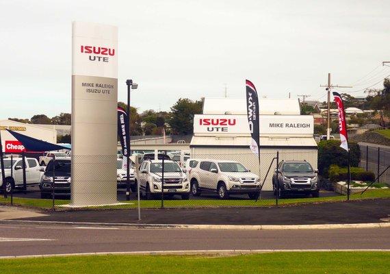 Welcome to your local Isuzu UTE dealer