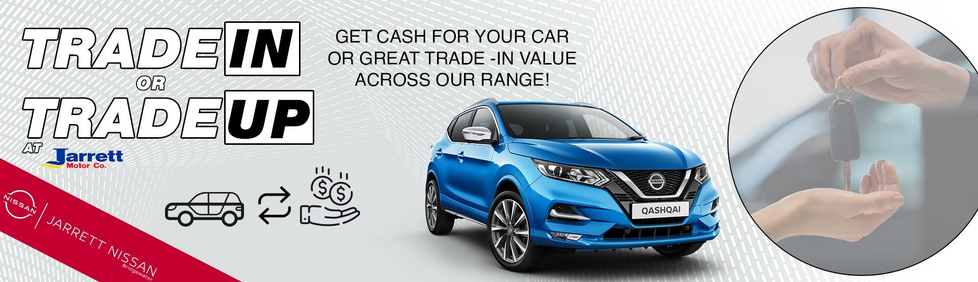 Trade-In Value at Jarrett Nissan