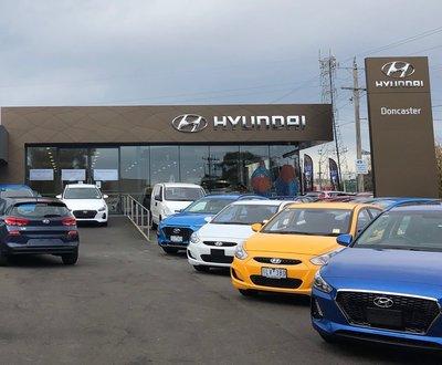 Doncaster Hyundai image