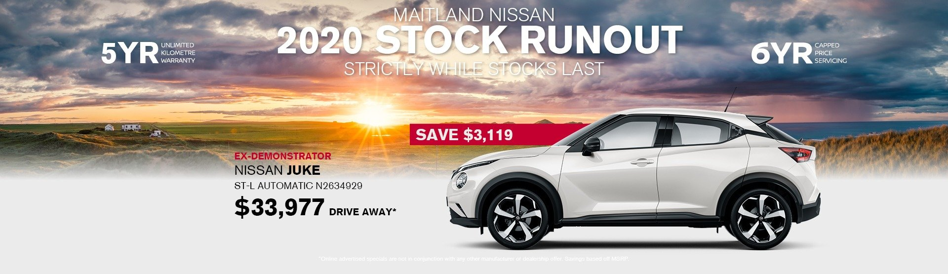 2020 Nissan Juke Special