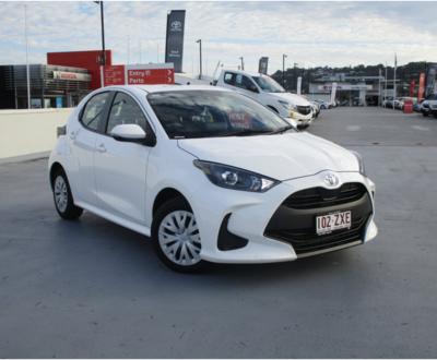 Used Toyota Yaris image