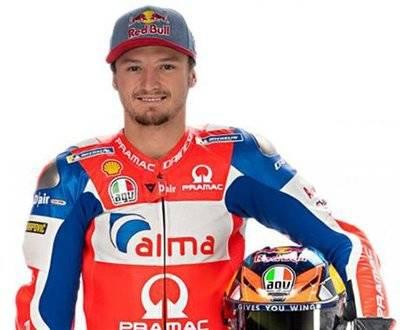 Jack Miller MotoGP MM93 Rossi Marquez French Le Mans Ducati Yamaha Pole Position image