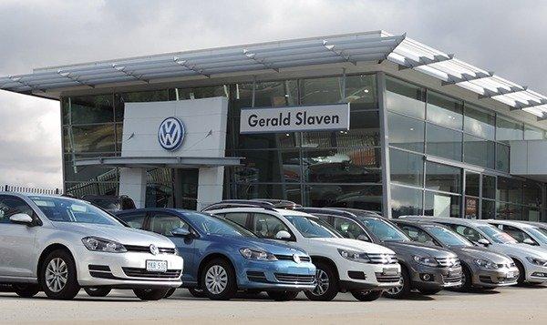 Gerald Slaven VW
