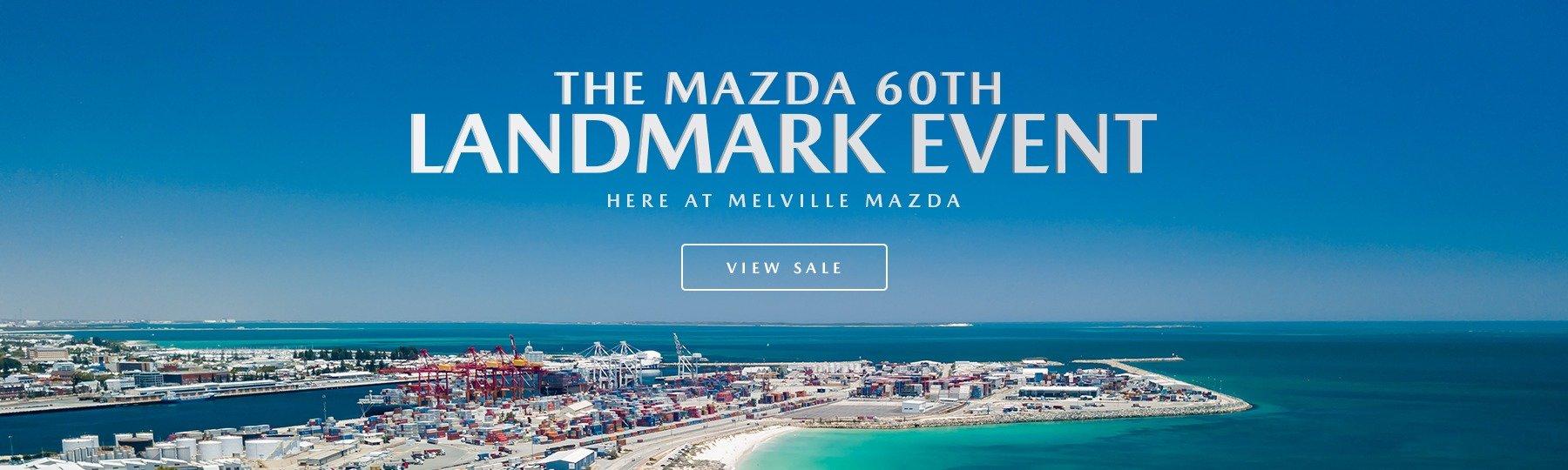 Mazda Landmark Event
