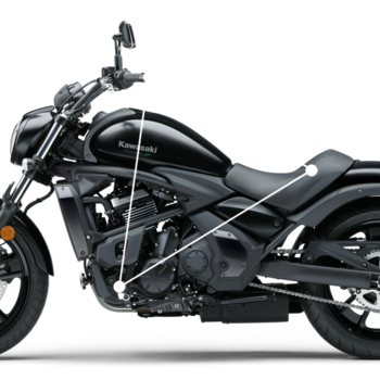 Vulcan S Ergo Fit Dealer Small Image