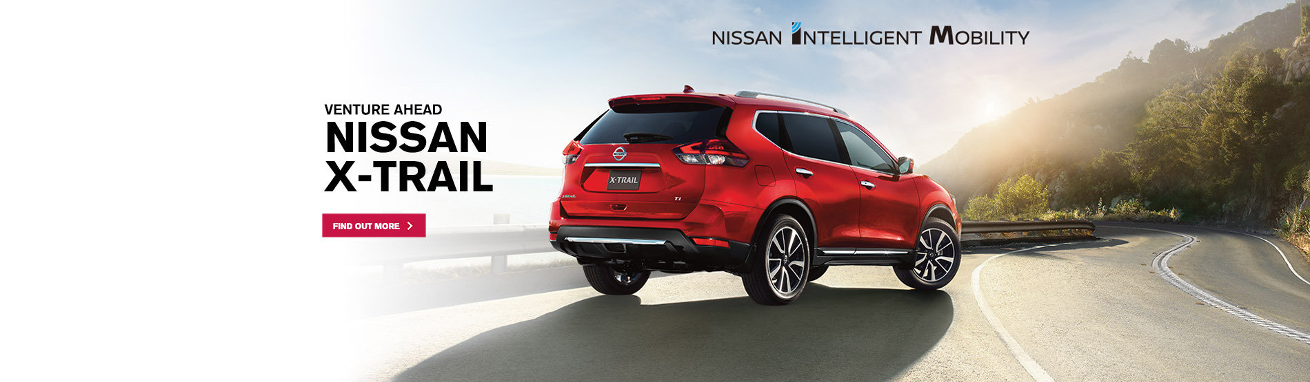 X-Trail now at City Nissan