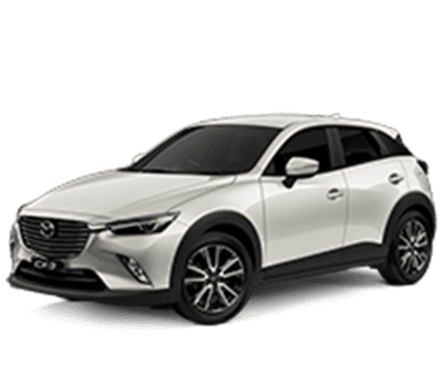 Mazda CX-3 sTouring Snowflake White Pearl Mica image