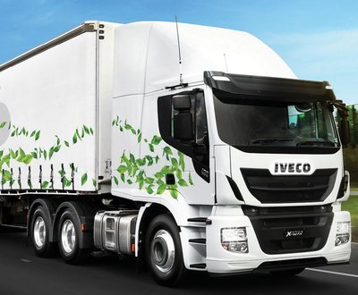 Iveco Truck image