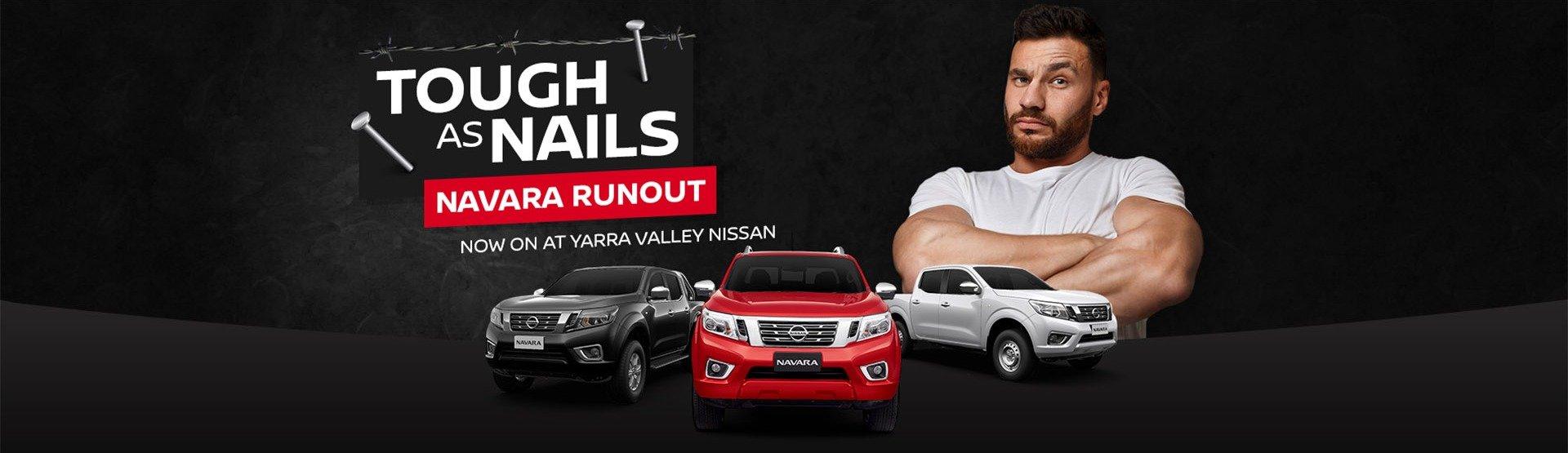 Yarra Valley Nissan - Navara Sale