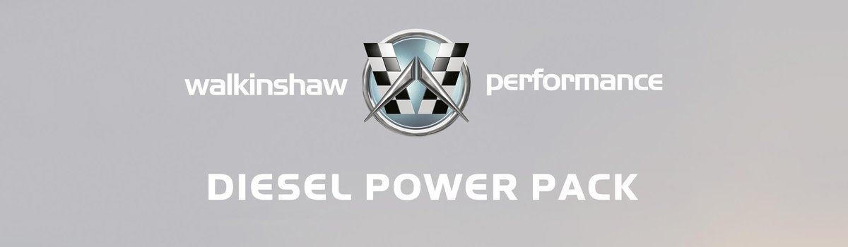 Walkinshaw Performance Diesel Power Pack NOW Available at Heritage Motor Group Large Image