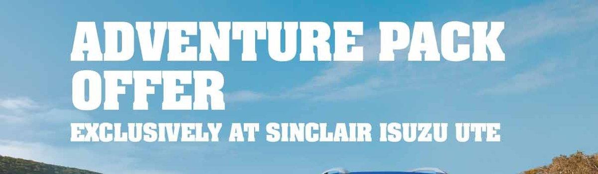Adventure Pack Offer Large Image