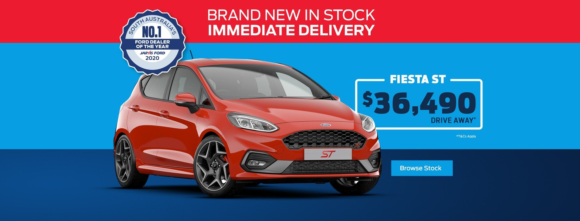 Ford Fiesta ST Offer