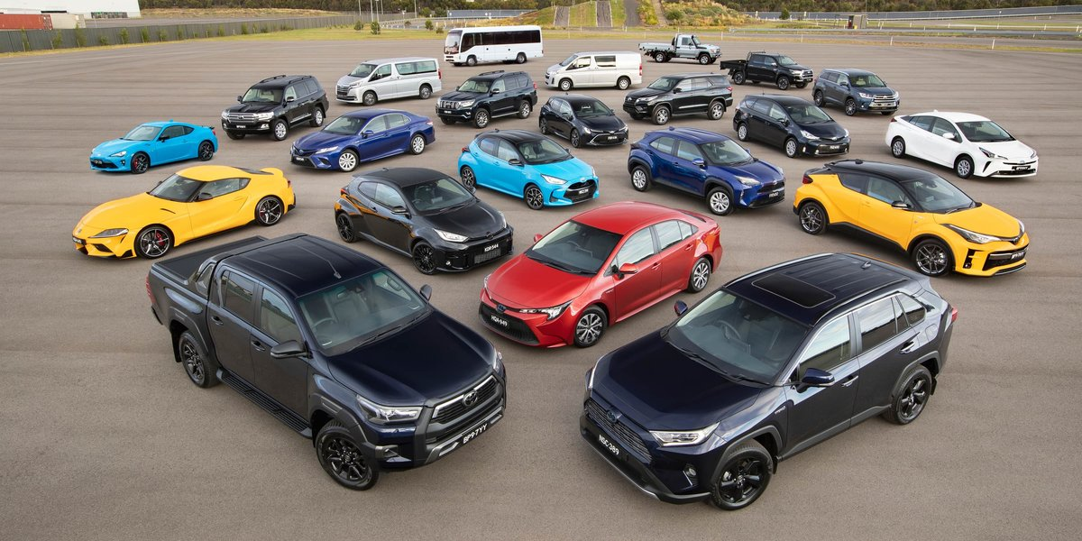 blog large image - TOYOTA IS AUSTRALIA'S MOST TRUSTED CAR BRAND