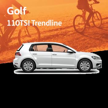 Golf 110TSI Trendline Small Image