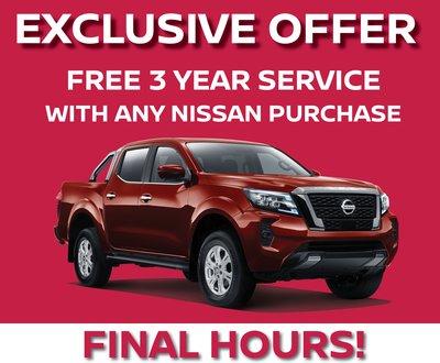 Nissan Offer image