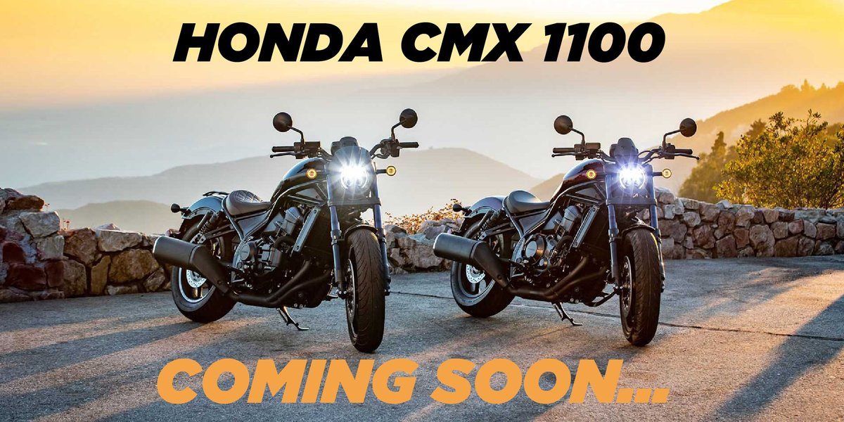 blog large image - Honda's New Innovative CMX 1100 Cruiser