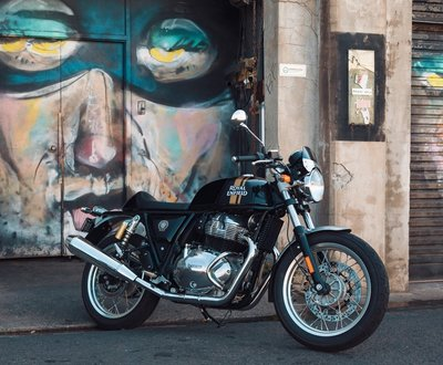 New Continental GT 650 Cafe Racer image