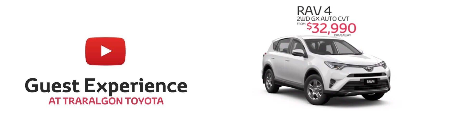 Traralgon Toyota