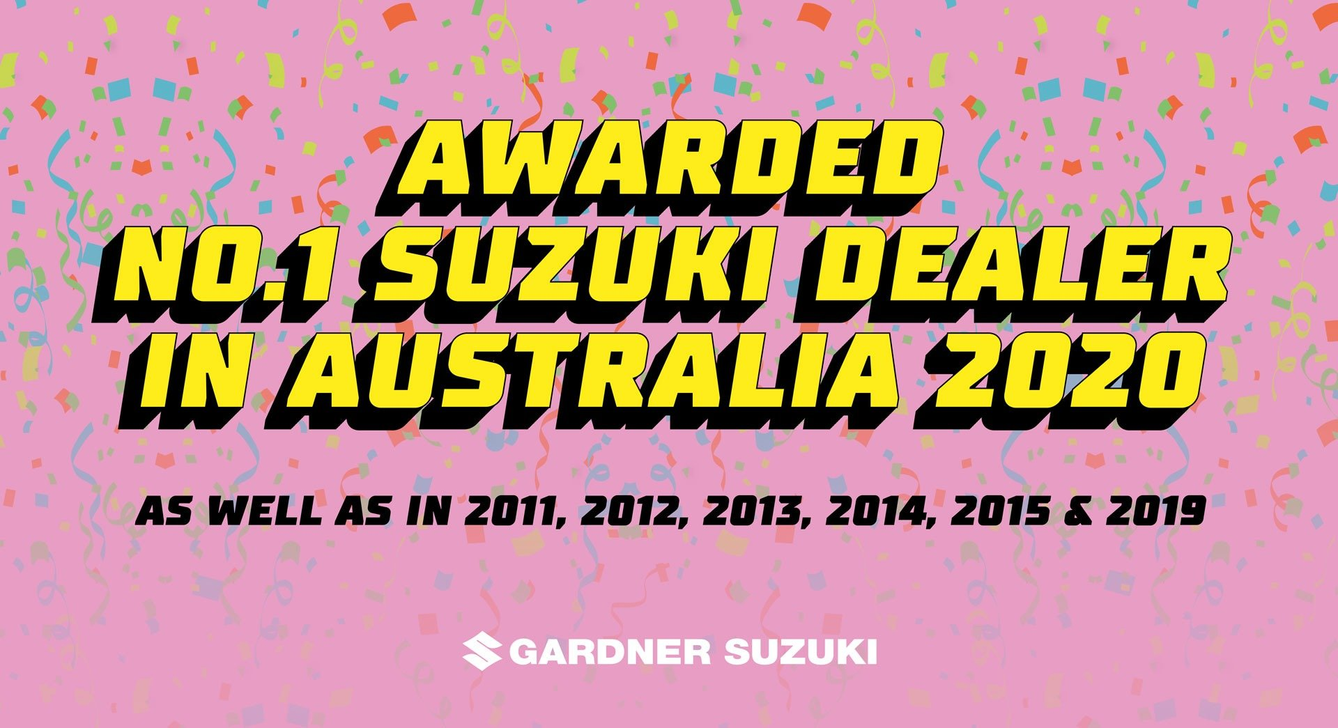 NO.1 Suzuki Dealer in Australia Perth 2020