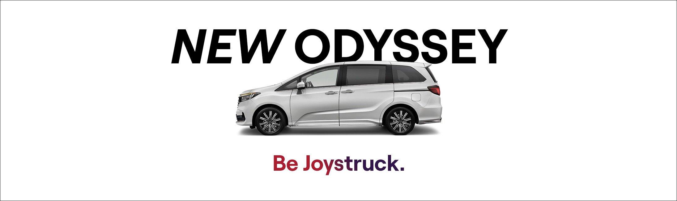Honda - New Odyssey