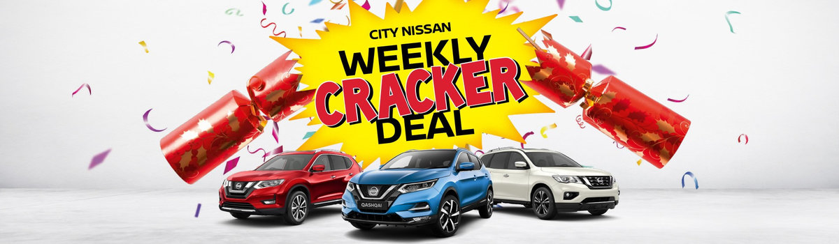 City Nissan Weekly Cracker Deal Large Image