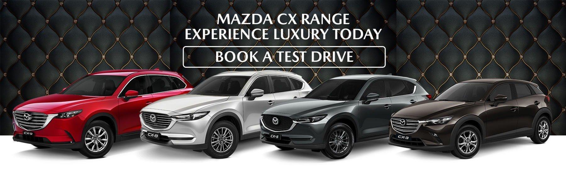 CX Range - Test Drive