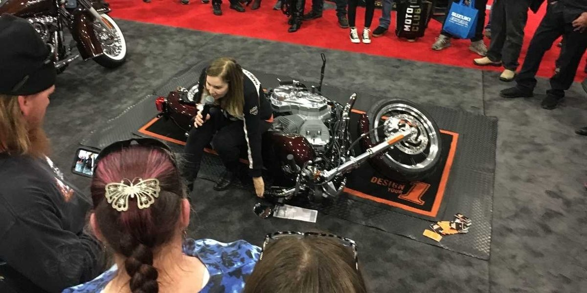 blog large image - How To Pick Up A Dropped Motorcycle Correctly