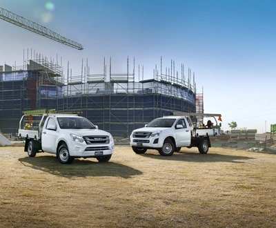 D-MAX wins 'Best Work Ute' award image