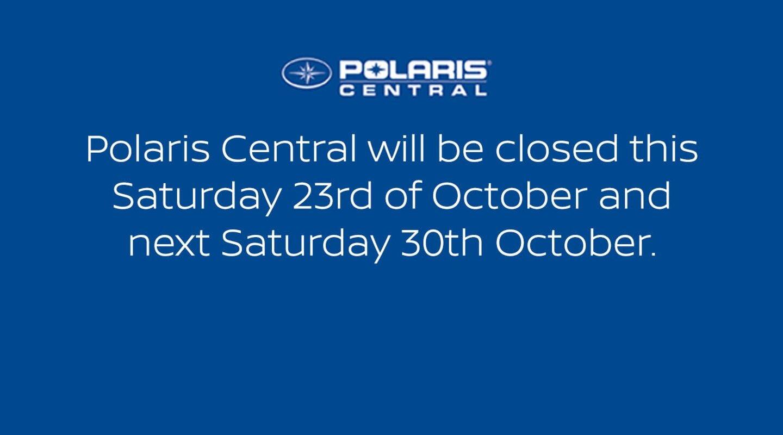 Polaris Central Cloosed