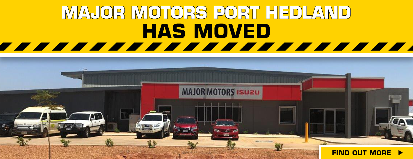 Port Hedland Branch Has Moved