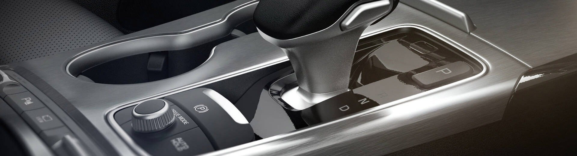 Kia Gearbox - Kia vehicle interior