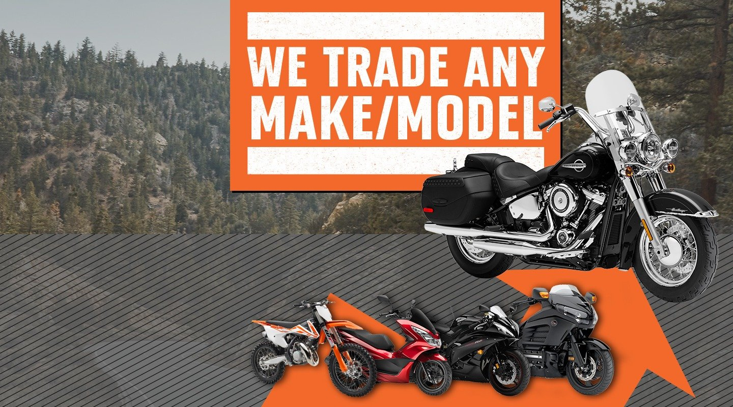 We Trade Any Make Or Model