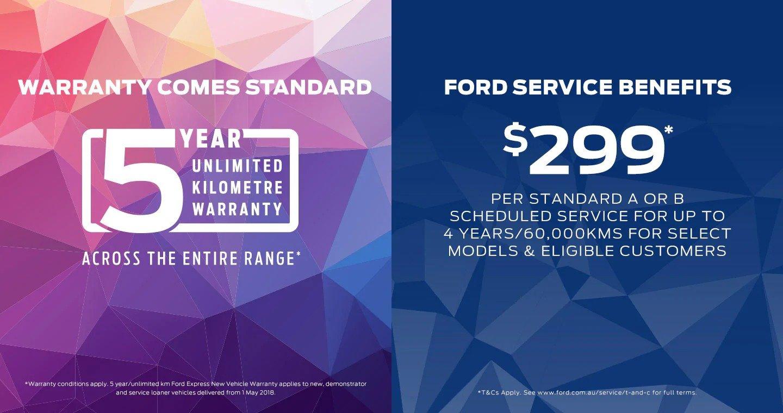 Ford Warranty Service