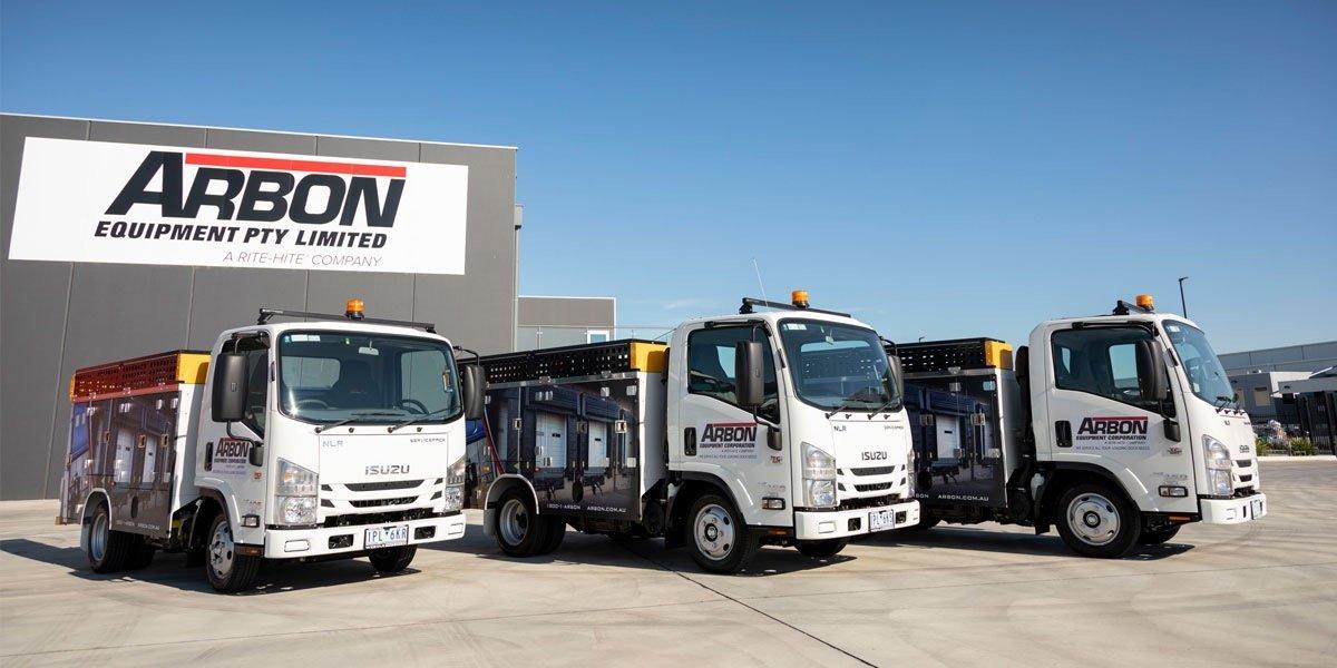 blog large image - Isuzu Servicepacks the Rite-Fit for Arbon Equipment.