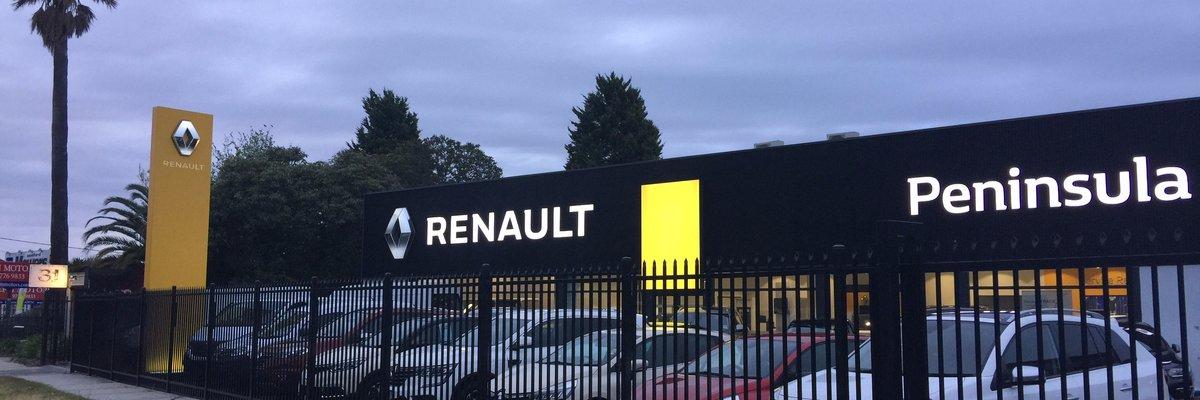 Renault Service Banner 1