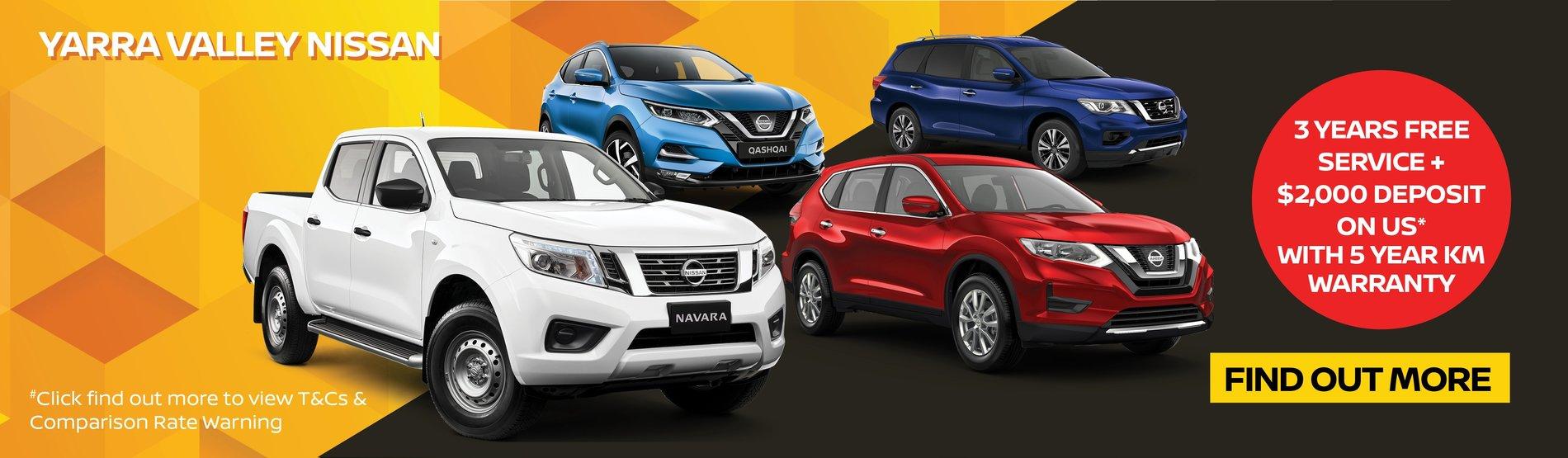 Nissan Sale