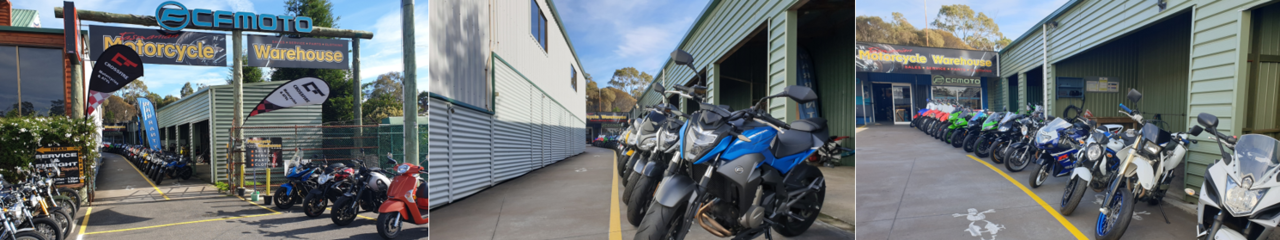 About Us Tasmania Motorcycle Warehouse