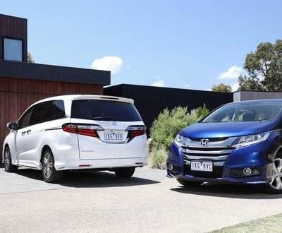 Honda Odyssey 7 Seat SUV image