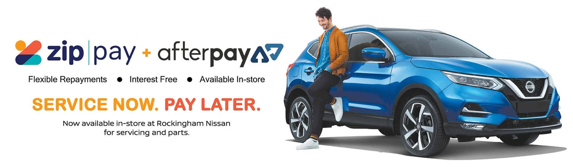 Rockingham Nissan - Zip Pay