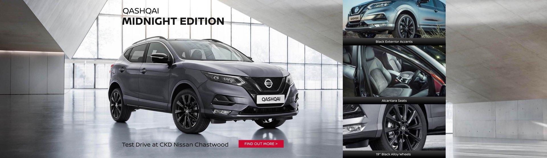 CKD Nissan Chatswood l Qashqai