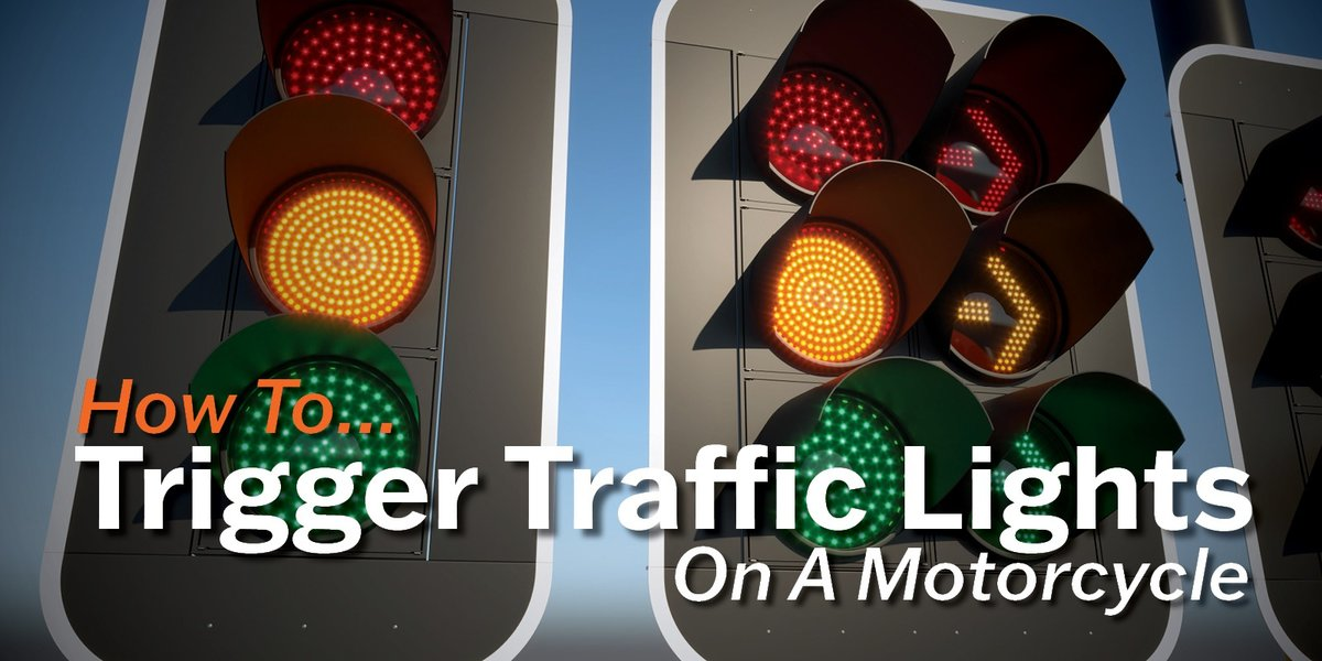 blog large image - How To Trigger Traffic Lights On A Motorcycle